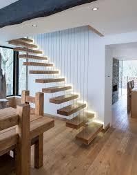 iluminacion de escalera